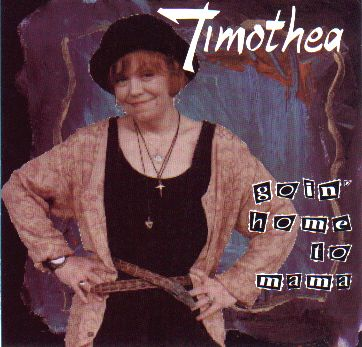 Timothea - The New Orleans Siren - singer, songwriter, producer